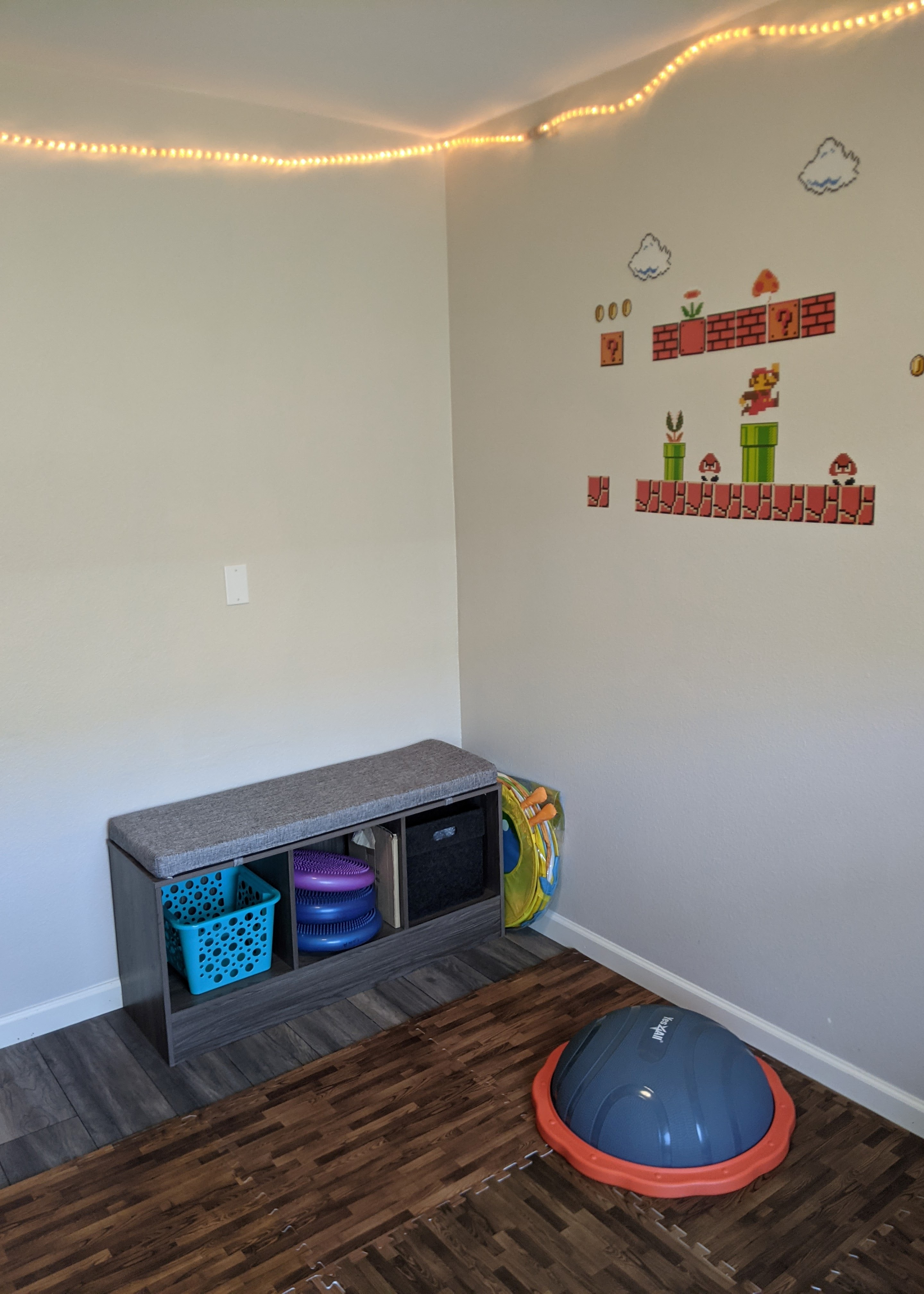 Picture of sensory room for children